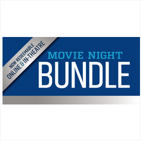 Landmark Movie Night Bundle / « Super soirée»