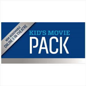 Landmark Kid's Movie Pack / « Super soirée pour enfant »