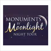 Washington Monuments by Moonlight- Child/Enfants
