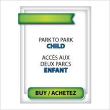 *Universal - 2 Park:  Multi-Day Park to Park - Child/enfant