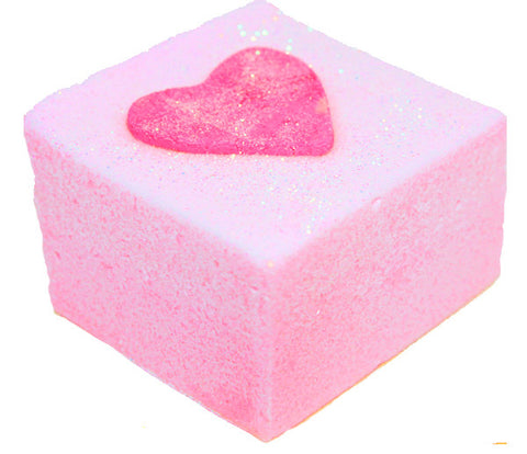 Sweet Romance Sugar Scrub Mousse Bar