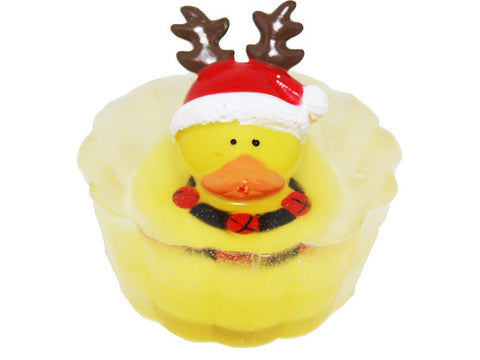 Holiday Rubber Ducky Soap