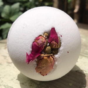 Stop & Smell The Roses Bath Bomb