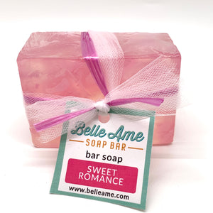 Sweet Romance Shea Butter Soap