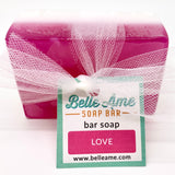 Love Shea Butter Soap