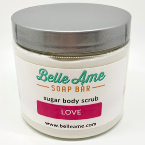 Love Sugar Body Scrub