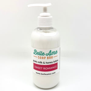 Sweet Romance Lotion