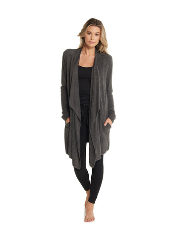 Barefoot Dreams the COZYCHIC LITE® ISLAND WRAP in Carbon