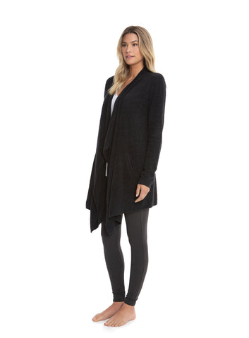 Barefoot Dreams the COZYCHIC LITE® ISLAND WRAP in Black
