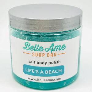 Life's a Beach Salt Body Polish