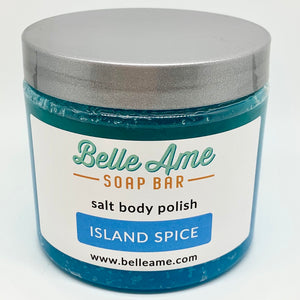 Island Spice Salt Body Polish