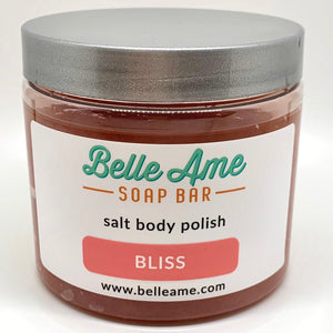 Bliss Salt Body Polish