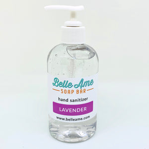 Lavender Hand Sanitizer 9oz.