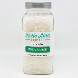 Endurance Bath Salts