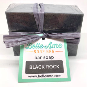 Black Rock Pumice Scrub Soap