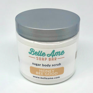 Honey Bee Good Sugar Body Scrub