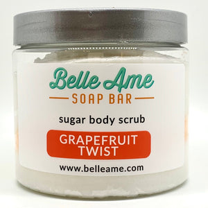 Grapefruit Twist Sugar Body Scrub