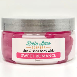 Sweet Romance Aloe & Shea Body Whip