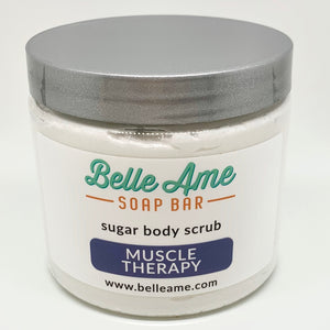 Muscle Therapy Sugar Body Scrub