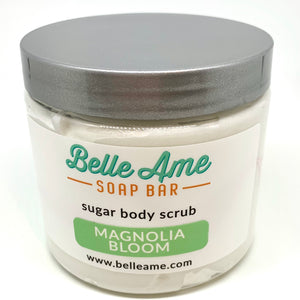 Magnolia Bloom Sugar Body Scrub
