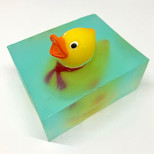 Rubber Ducky Toy Soap