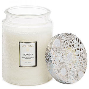 Voluspa Mokara 18 oz. Candle