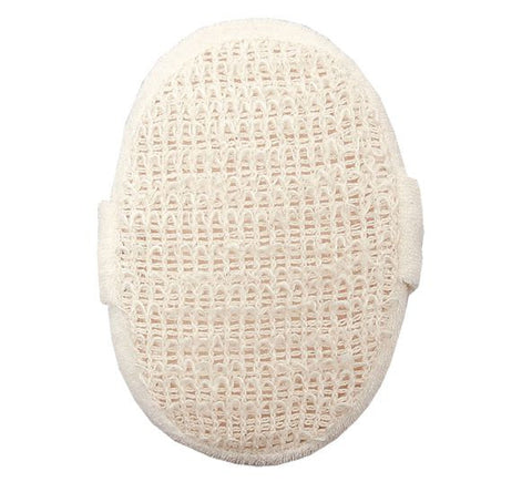 Exfoliating Sisal Terry Sponge