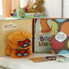 Boogie Monster CD & Book Gift set