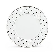 Kate Spade Larabee Road Platinum Accent Plate
