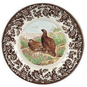 Spode Grouse Dinner
