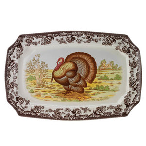 Spode Turkey Platter