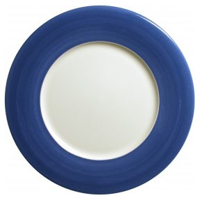 Gien Charger Plate Blue