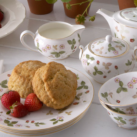Wedgwood Wild Strawberry China