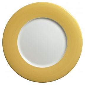 Gien Charger Plate Yellow