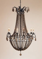 Currey and Co. Europa Chandelier