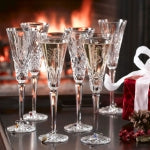 Waterford Twelve Days of Christmas Flute Set