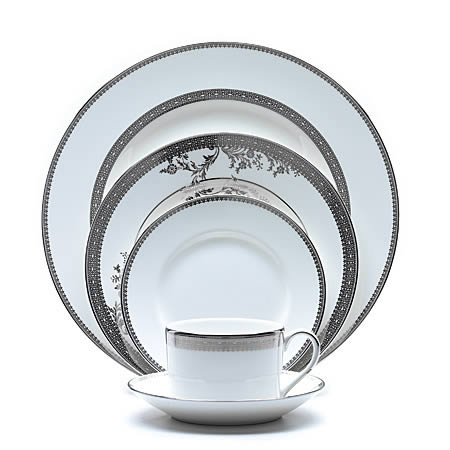 Vera Wang Platinum Lace 5 Piece China