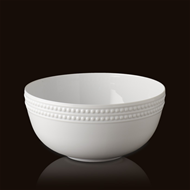 L'Objet Perlee Medium Serving Bowl