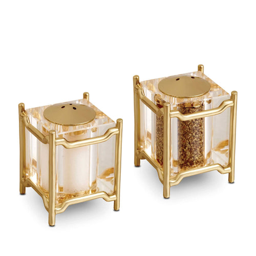 L'Objet Gold Spice Salt and Pepper