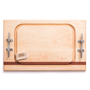 Soundview Millworks Large Steak Board w./ Kiawah Engraving
