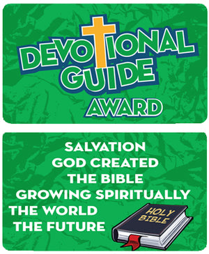 Green Devotional Tag Award