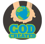 Green Year – God Created Pin Award