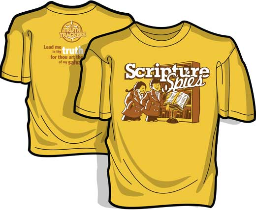 Scripture Spies Shirt