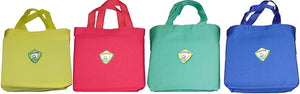 Scripture Spies Bag Four (Yellow, Blue, Green, Red)