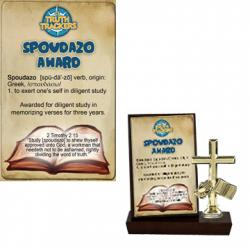 Faith Force Spoudazo Award