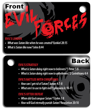 Red Year – Evil Forces Tag Award