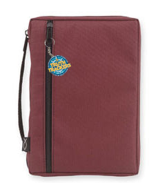 Burgundy Bible Cover