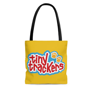 Tiny Trackers Tote Bag