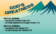 Blue Year – God's Greatness Tag Award