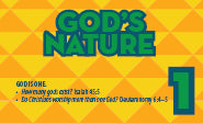 Blue Year – God's Nature Tag Award